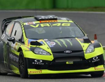 Rally, Valentino Rossi vince a Monza: dopo Valencia una piccola rinvincita