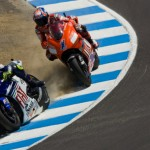 Casey Stoner Rossi Moto Gp