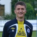 Vasyl Pryima in campo contro l'Inter