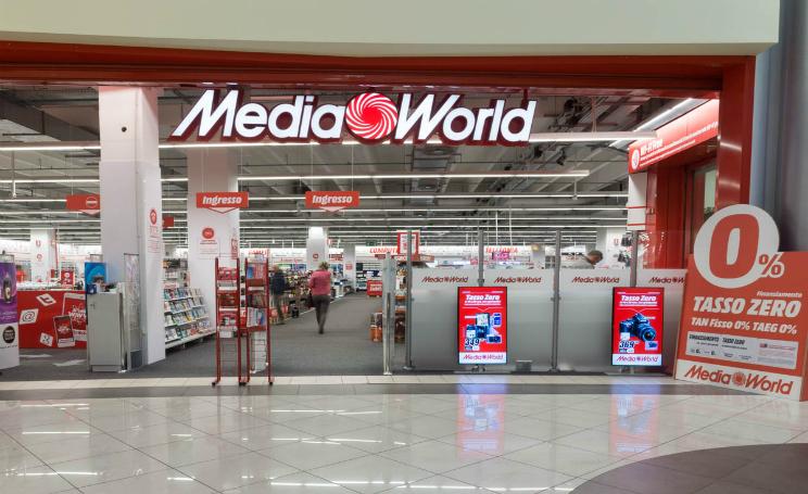 Volantino Media World fino al 6 dicembre