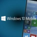 Windows 10 mobile uscita