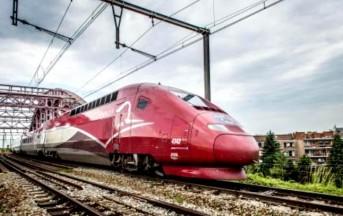 Belgio, sabotata linea Alta velocità: bloccati i treni verso Francia e Londra