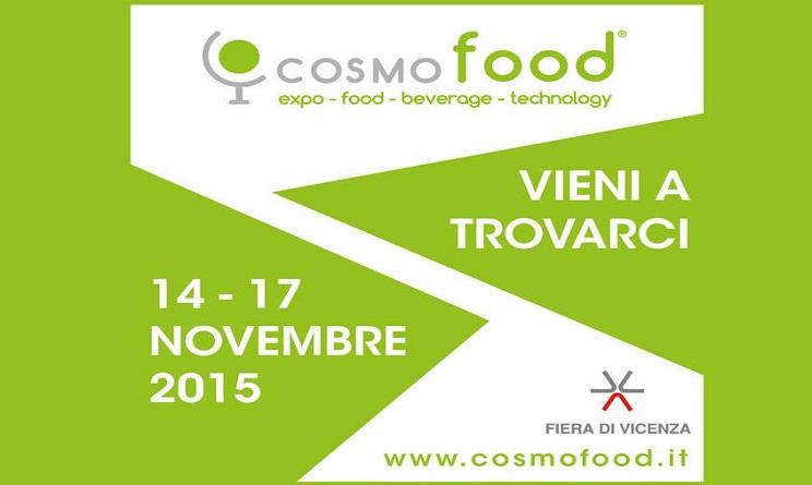 Cosmofood Vicenza 2015: date, orari, programma e degustazioni