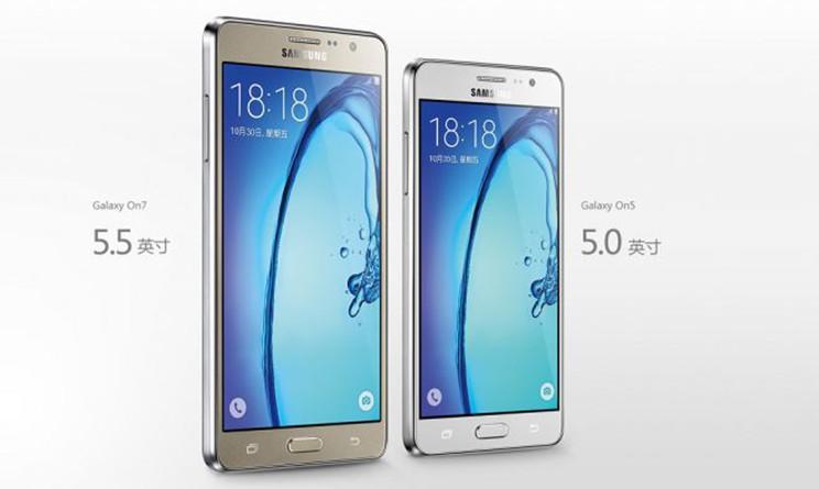 Samsung galaxy on7 e samsung galaxy on5 uscita release for Smartphone in uscita 2015