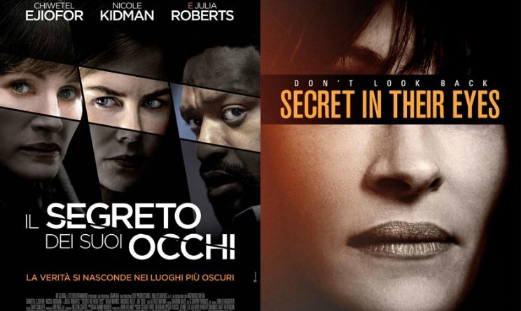 film in uscita novembre 2015, trailer trama il segreto dei suoi occhi