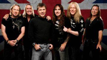Iron Maiden Firenze 2018 biglietti