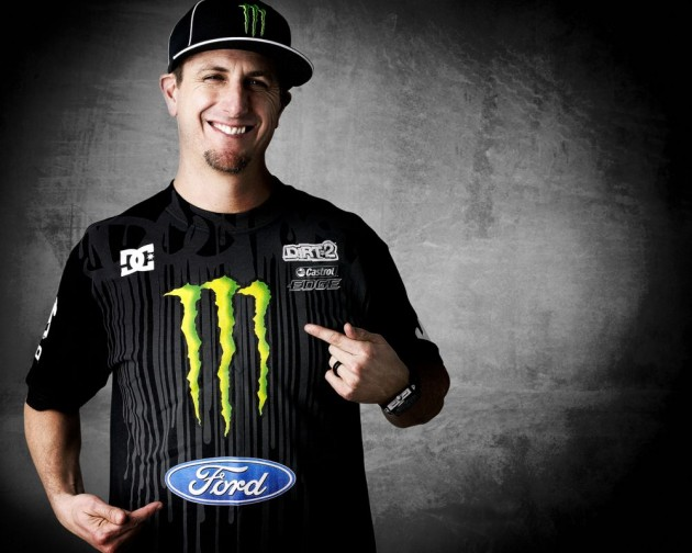 Ford Teams Up with Ken Block