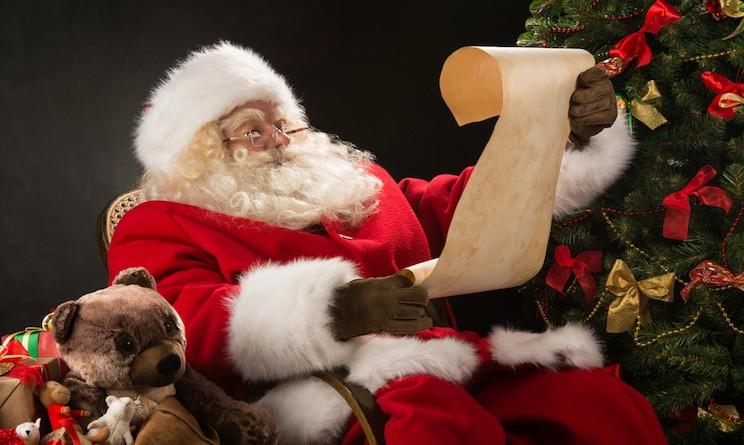 MondoJuve cerca Babbo Natale