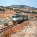 Calabria linea ferroviaria Jonica