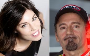 """Max Biaggi condizioni di salute, Bianca Atzei posta la prima foto dopo l'incidente: """"Hai vinto la vita"""""""