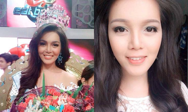 transgender, la donna più bella del mondo, Trixie Maristela, Miss Queen 2015