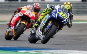 Moto Gp, Rossi scioglie il contratto di merchandising con Marquez?