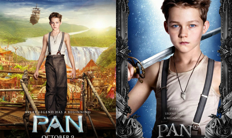 pan film, film in uscita novembre 2015, pan film trailer trama
