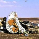 sinai disastro aereo