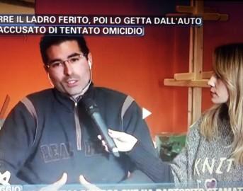 Padova, soccorse ladro dopo averlo ferito: ora rischia 10 anni di carcere