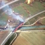 treno deragliato strasburgo news vittime