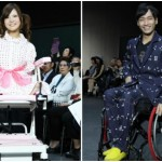 tokyo fashion week, modelle disabili, modelle con disabilità, Takafumi Tsuruta collezione primavera estate 2016, Takafumi Tsuruta tenbo