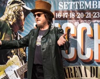 Zucchero Arena di Verona scaletta concerti maggio 2017: la setlist di Sugar