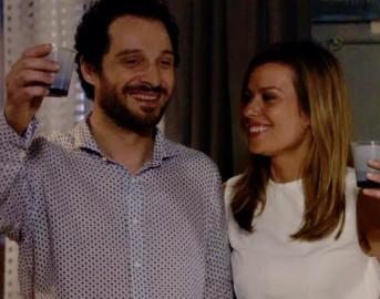 È Arrivata la Felicità anticipazioni decima puntata 3 dicembre: Angelica e Orlando convivono