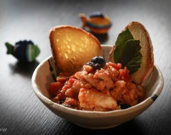 Ricette La Prova del Cuoco rivisitate: baccalà in umido [FOTO]