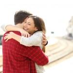 Abbracciarsi fa bene alla salute