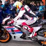 Alonso Honda