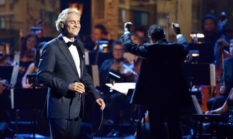 Andrea Bocelli facebook
