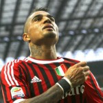 Boateng Milan-Fiorentina highlights