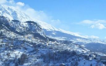 Terremoto oggi centro Italia, valanga su hotel del Gran Sasso pescarese