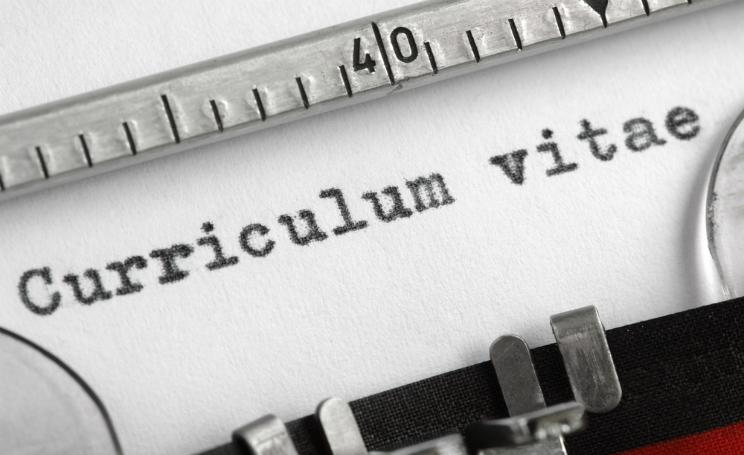 Curriculum vitae consigli: errori da evitare