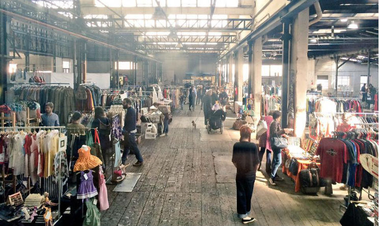 East Market mercatino vintage Milano