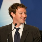 Facebook login Mark Zuckerberg