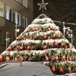I 7 alberi di Natale 2015 più strani del mondo