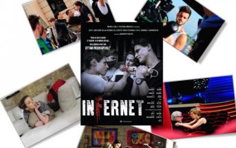 Infernet, il film che mostra il lato oscuro del web: la denuncia di Michele Calì e Federica Andreoli