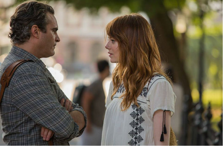 irrational man woody allen trailer