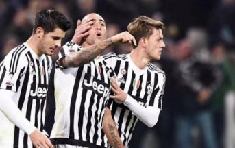 Juventus – Torino risultato finale: 4-0 highlights e sintesi Coppa Italia
