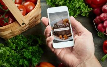 Le migliori app per cucinare su smartphone, iPhone con sistemi IOS e Android