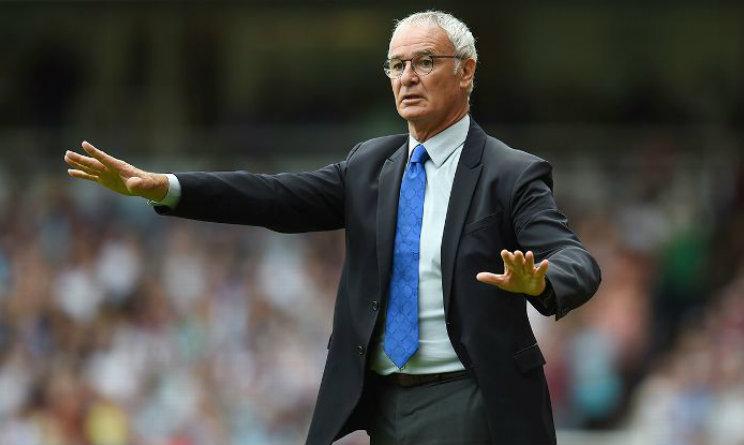 Claudio Ranieri Premier League