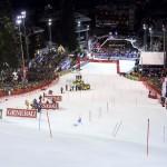 Sci slalom Madonna di Campiglio