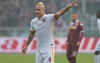 Calciomercato Roma tutte le trattative, Nainggolan e Manolas: pericolo Inter all'orizzonte?