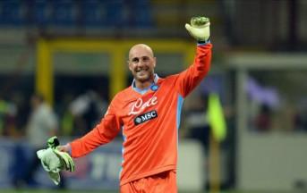 Calciomercato Napoli ultimissime: si attende la risposta di Reina, scelto già il sostituto