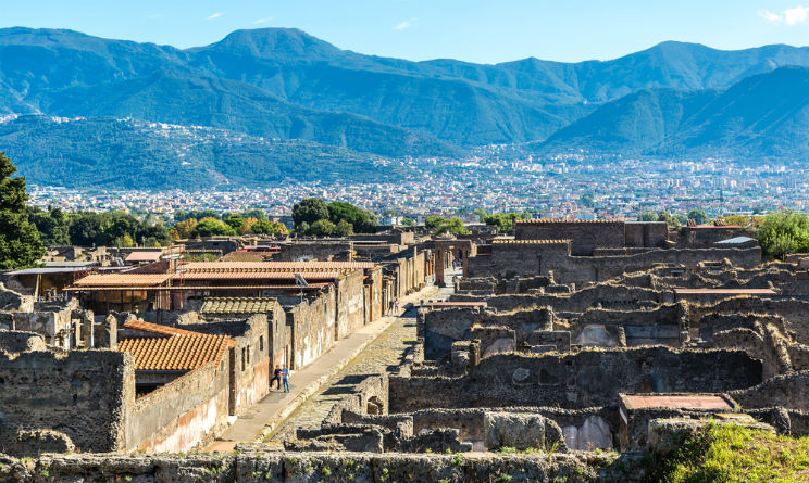 Pompei nuove domus