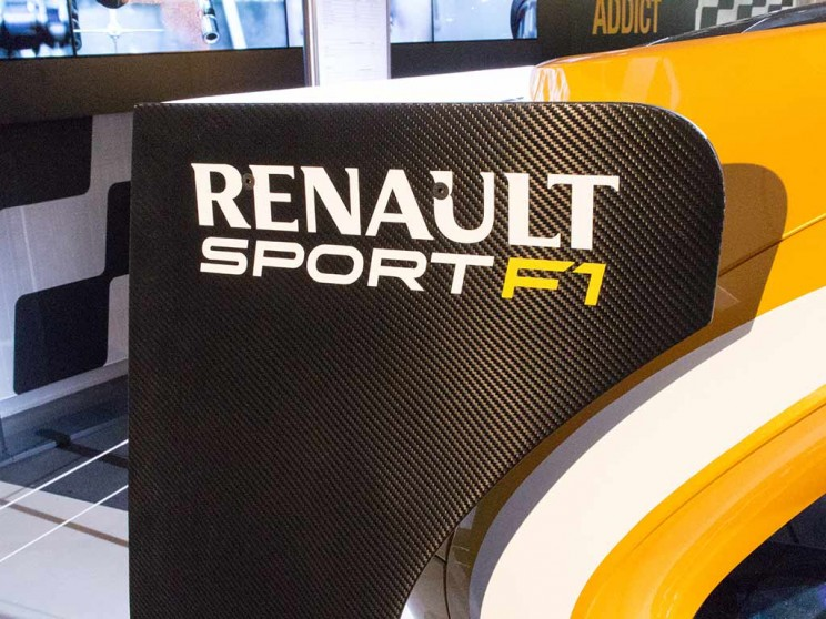 Renault Lotus Formula 1
