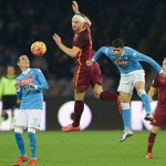 Napoli Roma highlights