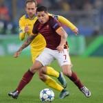 Roma BATE Borisov highlights