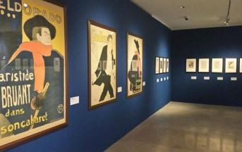 Mostre Roma Dicembre 2015, Toulouse-Lautrec all'Ara Pacis: sino all'8 Maggio, 170 opere del pittore bohémien