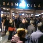 Istanbul bomba metro