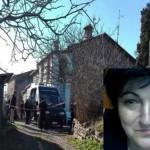 donna morta in casa a perugia
