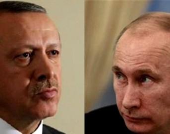 Jet russo abbattuto: Putin accusa Turchia di complicità con Isis, Erdogan si dimette?