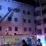 jazan incendio ospedale